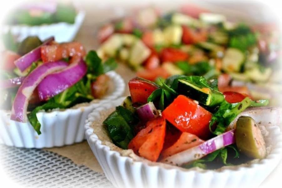 Przepis Na Witariańskie Babeczki Z Warzywami Jeść By żyć