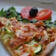 Pizza ze cukiniōm (Pizza z cukinią)