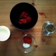 Dietetyczny sos pikantny