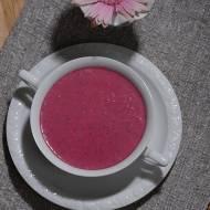 Wegański chłodnik jogurtowy