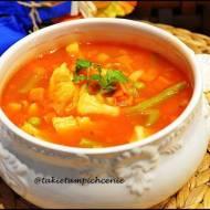 Zupa jarzynowa niskokaloryczna