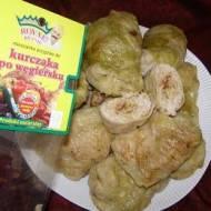 szybkowar-gołąbki o smaku kurczaka po węgiersku...