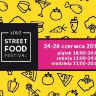 24-26 CZERWCA – STREET FOOD FESTIVAL VOL 11 – ŁÓDŹ