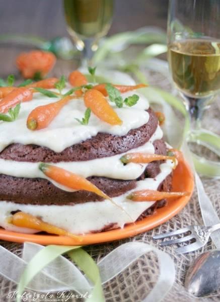 Tort urodzinowy na 3. urodziny Akademii Kulinarnej Whirlpool