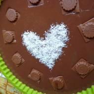 Tarta czekoladowa bez pieczenia
