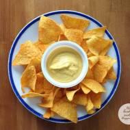 Warzywny sos serowy - do makaronu i chipsów tortilla