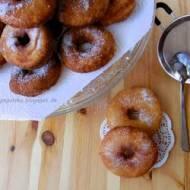 Donuts, Donaty lub Oponki z serkiem