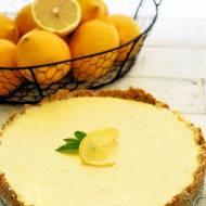 Ciasto cytrynowe bez glutenu i bez pieczenia