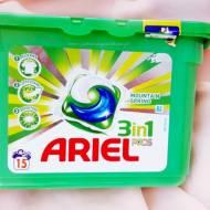 Ariel & Lenor – Test
