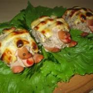Żółwie z mielonego mięsa babci Basi