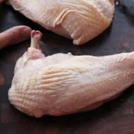 Pierś kurczaka z piekarnika