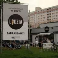 Lodziarnie w Poznaniu: Lodzia (os.Piastowskie za Betą)