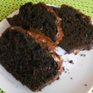 Ciasto kakaowe (bez jajek i mleka)