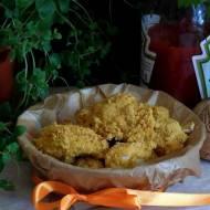 Dietetyczne nuggetsy czyli kurczak w płatkach kukurydzianych