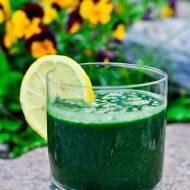 Dlaczego warto pić zielone koktajle