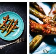 Kiszonki kimchi: szparagi i buraki