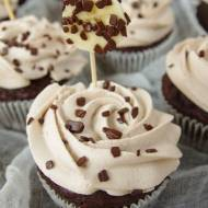 Bananowo-czekoladowe muffinki