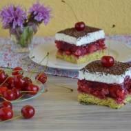 Ciasto wiśniowe wariacje