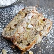 Ciasto migdałowe z agrestem (bezglutenowe)