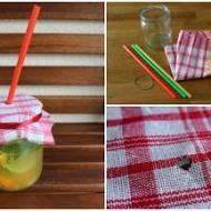 Jak zrobić samemu słoik na lemoniadę?
