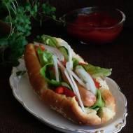 Idealne bułki do hot-dogów