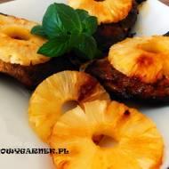 Karkówka z ananasem