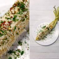 Kukurydza po meksykańsku – Elote. Pieczenie kukurydzy