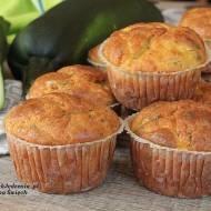 muffiny z cukinią