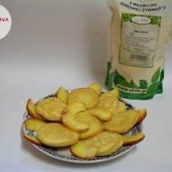 Placuszki z mąki jaglanej