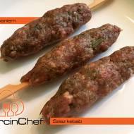 Szisz kebab: wołowina na grilla!