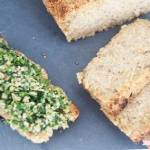 Chleb z kaszy jaglanej i amarantusa