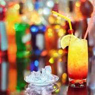 Caribbean Sunset Drink