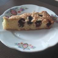 Najprostsze ucierane ciasto z borówkami i kruszonką – Utarte :)
