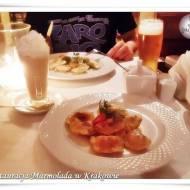 Restauracja Marmolada w Krakowie