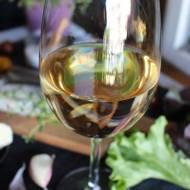 Dorada królewska w sosie z białego wina z tymiankiem