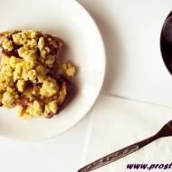 Śliwki z kruszonką i migdałami (bez glutenu)