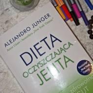Dieta oczyszczająca jelita. Recenzja książki.