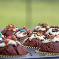 Muffinki - babeczki czekoladowe