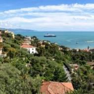 Podróż do… – La Riviera (cz. I), miasta włoskiego wybrzeża