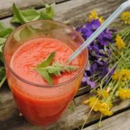 Arbuzada - napój z arbuza