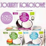 Kokosowe jogurty/desery i mleko kokosowe - KokoYogo