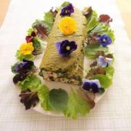 Rolada szpinakowa (Rotolo di spinaci)