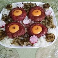 Befsztyk tatarski, czyli tatar wołowy