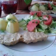 Grillowane polędwiczki wieprzowe