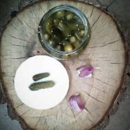 Ogórki konserwowe - korniszony