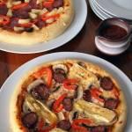 Puszysta pizza!
