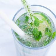 Chia fresca - naturalny napój energetyczny.