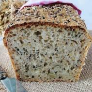 Chleb wieloziarnisty na krupczatce