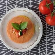 Hiszpańskie smaki - Gazpacho