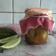 Pikantne ogórki z chilli